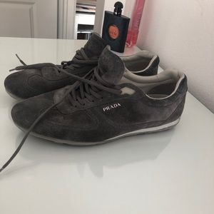 Luxury Prada Sneakers